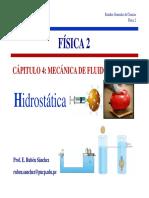 Capítulo 4_ Mecánica de Fluidos 1