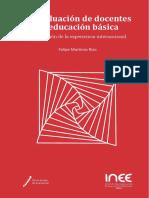 Felipe Mtz. Rizo, Evaluación de Prof. Educación Básica