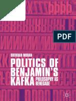 Politics of Benjamin's Kafka_ P - Brendan Moran