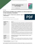 Articulo de Intervencion con depresivos.pdf