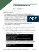 Práctica de Laboratorio_ Exploración Del Protocolo FTP