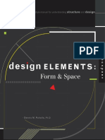 Design Elements, Form & Space