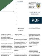 El 25 de Junio de 1975 La Historia Registra La Masacre de Los Horcones