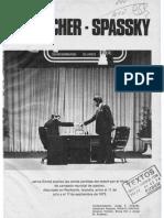 Emma Jaime - Fischer vs Spassky, 1972-2s