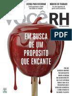 [eB] VocêRH - Edição 56 - (Junho-Julho 2018)