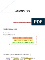 Proc II 02 Amonolisis