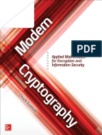 Modern Cryptography_ Applied Ma - Chuck Easttom