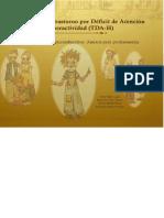 eBook en PDF Actualizacion en Trastorno Por Deficit de Atencion e Hiperactividad Material Para Trabajo Psicoeducativo Con Profesionales Anexos (1)