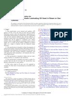 ASTM D4304 (2013)-Turbine New Oil