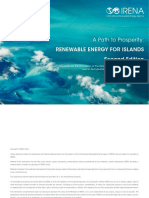 IRENA Renewable Energy for Islands 2015