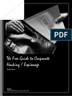 The Free Guide to Corporate Hacking