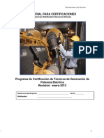 EPG Technician Certification Program - Material de Participante