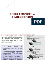 REGULACION-DE-LA-TRANSCRIPCION.pps
