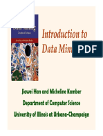 1. Introduction to Data Mining