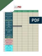ALPÉ  Asistencia 2°Quincena  DEL - 16 AL 31 MAYO 2018