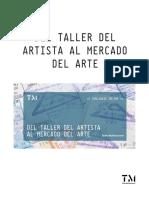 Del Taller Del Artista Al Mercado Del Arte