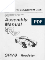 SRV8 Build Manual
