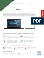 ThinkPad P51 Datasheet En