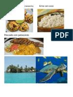 Comidas de Bocas Del Torp