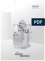Cadmach CMB4 Catalogue
