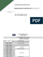 Kalender Akademik Jun 2018