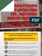 Placenta Previa Pr Nks