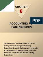 Ppt 6 Partnership