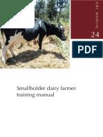 Dairy Manual