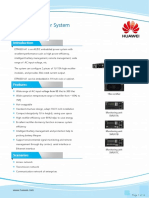 Huawei Embedded Power System Brochure