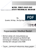 (1) Perspektif, Tren Dan Isu Keperawatan Medikal Bedah (1) 2