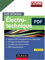 Aide-mémoire Electrotechnique 2e Edition - Dunod.pdf