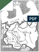 Die Verlorenen Polnischen Gebiete - Frühjahr 1939