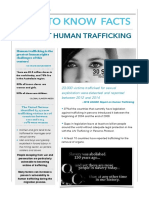 Fact Sheet - HT and Sexual Servitude