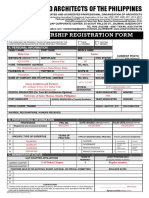 UAP DXB 01 Membership Form