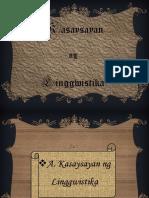 kasaysayannglinggwistika1-130228181640-phpapp02