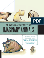 - Drawing and Painting Imaginary Animals_ a Mixed-Media Workshop With Carla Sonheim (2012, Rockport Publishers)