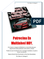 Patrocina En Multinivel 1 y 2