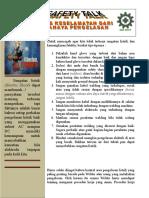 6 Tips Keselamatan Bahaya Las Listrik