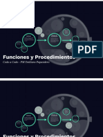 Métodos Tipo Función y Métodos Tipo Procedimiento