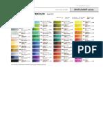mungyo watercolorcharts