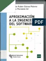 Libro Aproximación a La Ingeniería Del Software