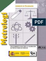 Procedimiento DI-001 para la calibración de proyectores de perfiles.pdf