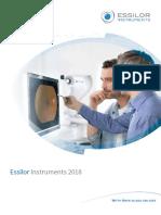 2018 Instruments Catalogue