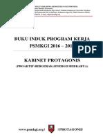 Buku Induk Program Kerja