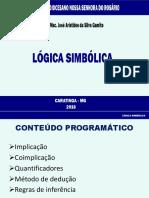 Lógica Simbólica - SDNSR 2018 - 20-04-18