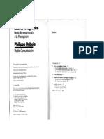 Dubois - De La Verosimilitud Al Index