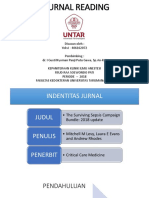 Jurnal Reading ANESTESI