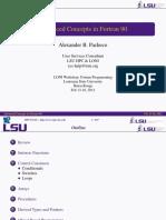 LONI Fortran AdvConc F90 2012