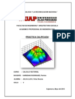 Practica de Calculo Vectorial