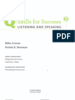 Q- Skills Listening & Speaking Student book